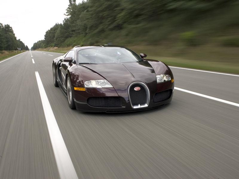 Pod lupou: Bugatti EB 16.4 Veyron - čtyři turba, 1000 koní: - fotka 11