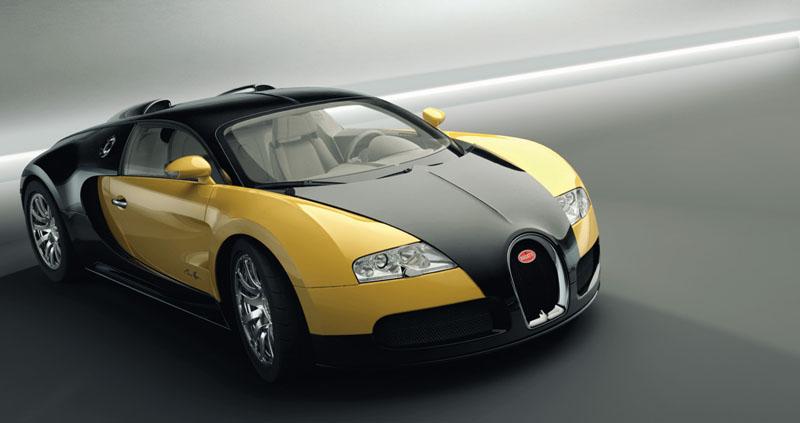 Pod lupou: Bugatti EB 16.4 Veyron - čtyři turba, 1000 koní: - fotka 12