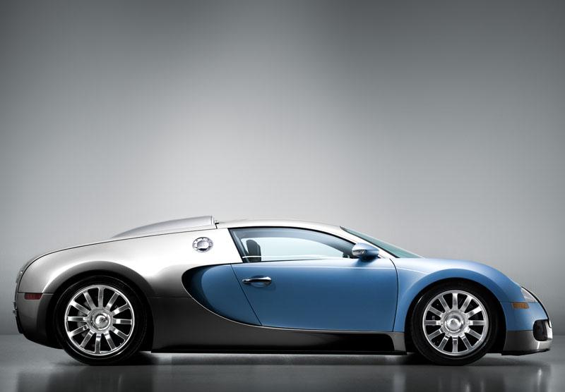 Pod lupou: Bugatti EB 16.4 Veyron - čtyři turba, 1000 koní: - fotka 30