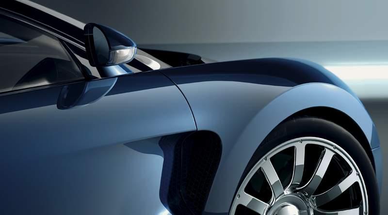Pod lupou: Bugatti EB 16.4 Veyron - čtyři turba, 1000 koní: - fotka 53