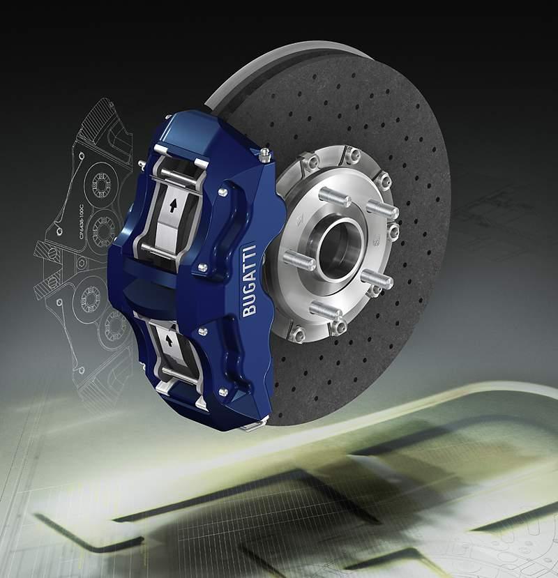 Pod lupou: Bugatti EB 16.4 Veyron - čtyři turba, 1000 koní: - fotka 59