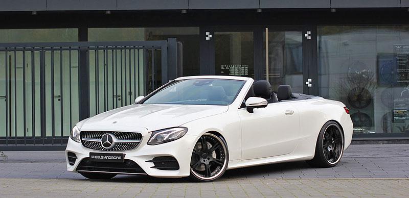 WheelsAndMore ladí nejvýkonnější sedany, kupé i kabriolety Mercedes-Benz třídy E: - fotka 2