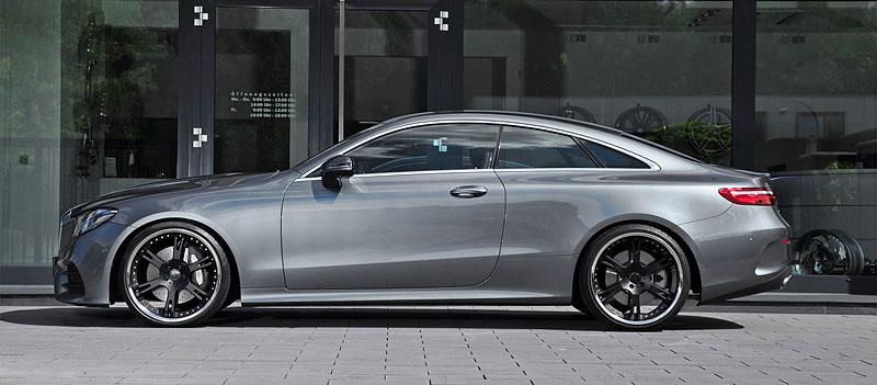 WheelsAndMore ladí nejvýkonnější sedany, kupé i kabriolety Mercedes-Benz třídy E: - fotka 7