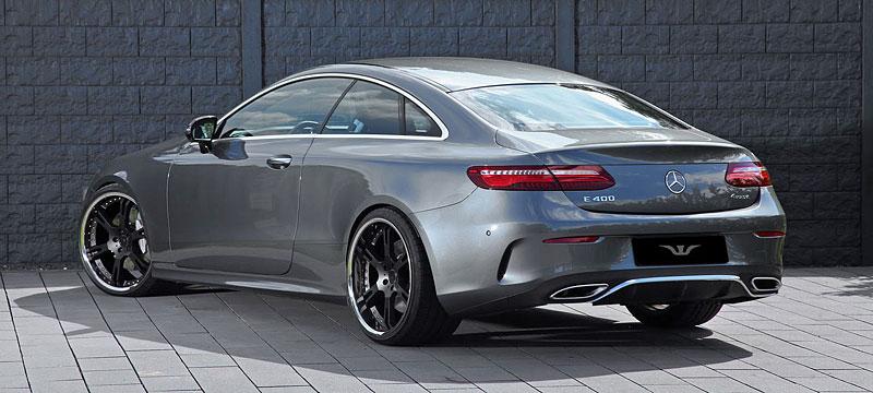 WheelsAndMore ladí nejvýkonnější sedany, kupé i kabriolety Mercedes-Benz třídy E: - fotka 8