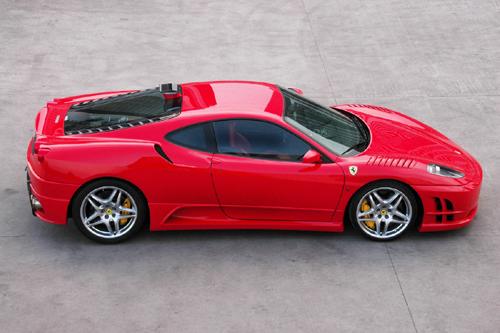 Iding Power Ferrari F460GT: větší objem a více síly: - fotka 4