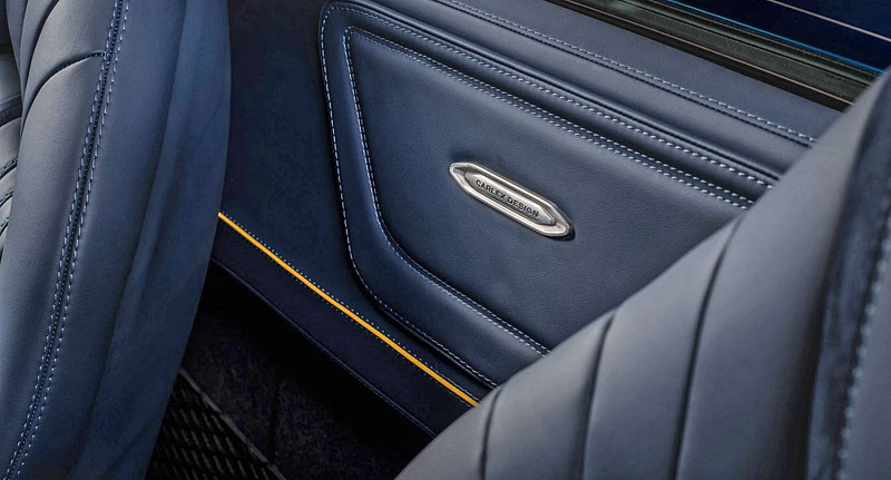 Ferrari 488 Spider by Carlex Design je rapsodie v modrém: - fotka 7