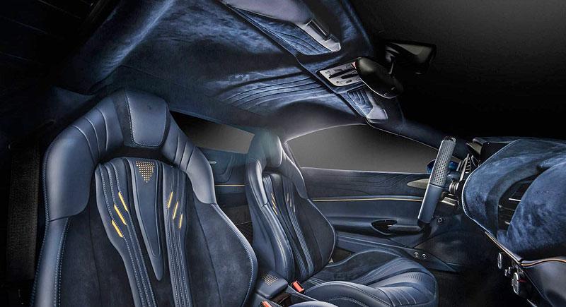 Ferrari 488 Spider by Carlex Design je rapsodie v modrém: - fotka 8