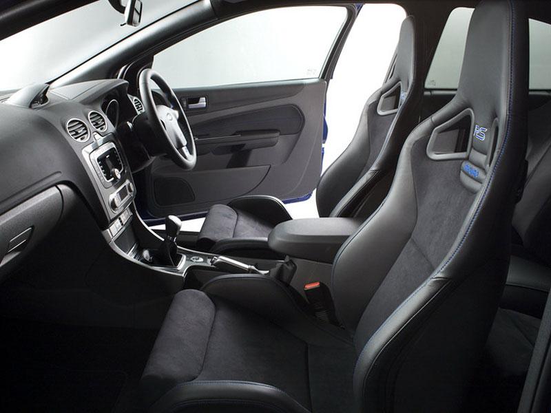 Ford Focus RS: konečně oficiální a podrobné údaje (nové foto): - fotka 17
