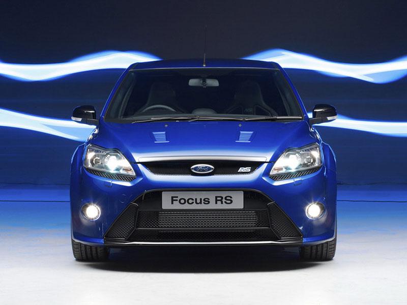 Ford Focus RS: konečně oficiální a podrobné údaje (nové foto): - fotka 19