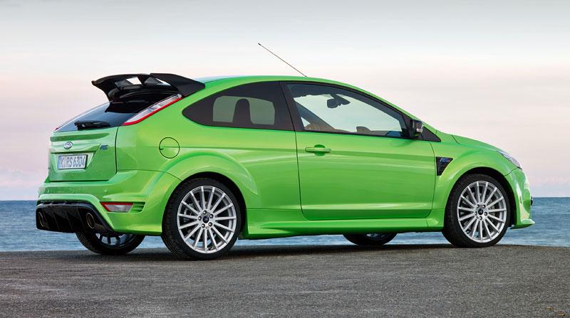 Ford Focus RS: konečně oficiální a podrobné údaje (nové foto): - fotka 42