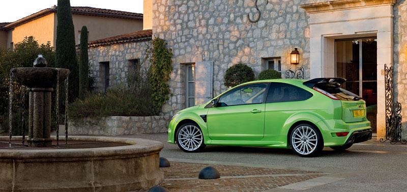 Ford Focus RS: konečně oficiální a podrobné údaje (nové foto): - fotka 46