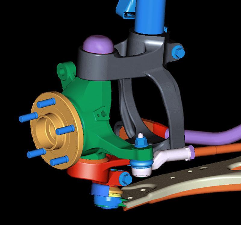 Ford Focus RS: konečně oficiální a podrobné údaje (nové foto): - fotka 57
