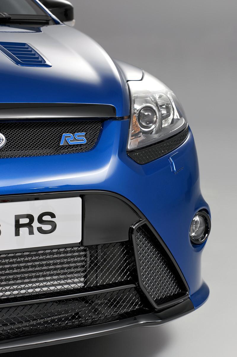 Ford Focus RS: konečně oficiální a podrobné údaje (nové foto): - fotka 61