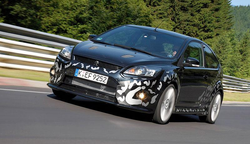 Ford Focus RS: konečně oficiální a podrobné údaje (nové foto): - fotka 75