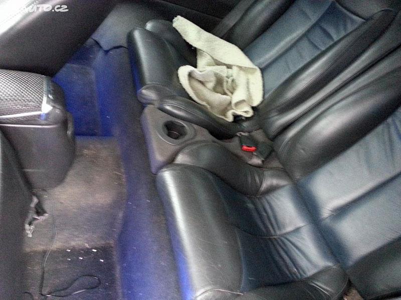 Benzinkový tuning ještě nevymřel. Co říkáte na tento Ford Cougar?: - fotka 11