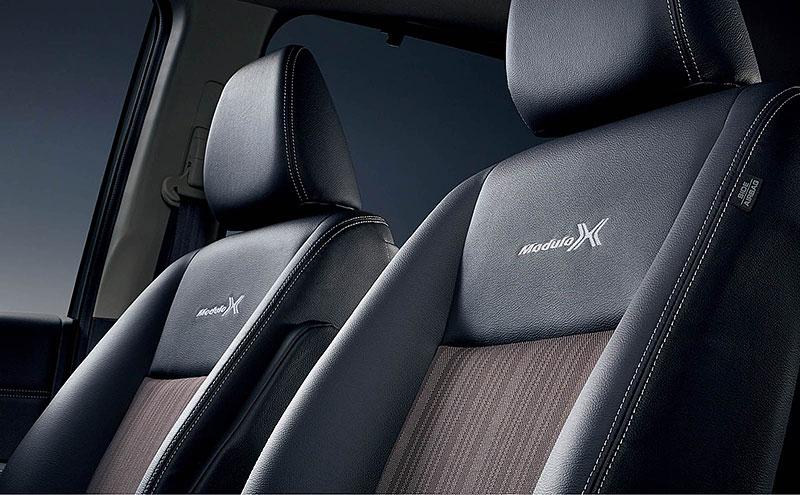 Honda Freed Modulo X: Malé MPV pro Japonce se sportovním šmrncem: - fotka 2