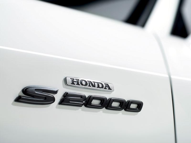 Honda S2000 Ultimate Edition: labutí píseň: - fotka 26