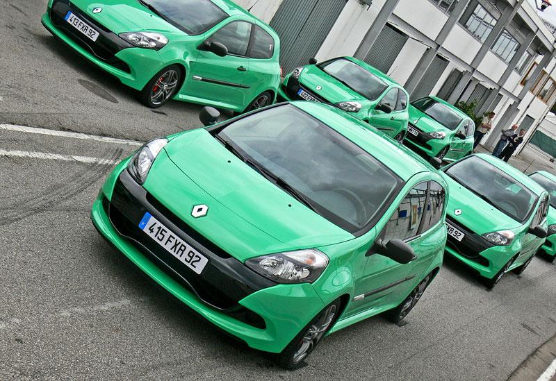 Za volantem: Clio Renault Sport: - fotka 22