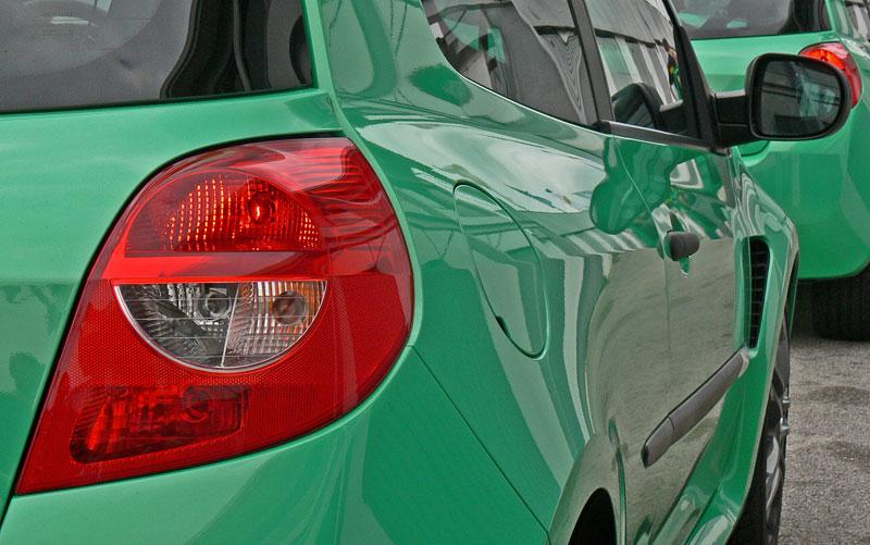 Za volantem: Clio Renault Sport: - fotka 40