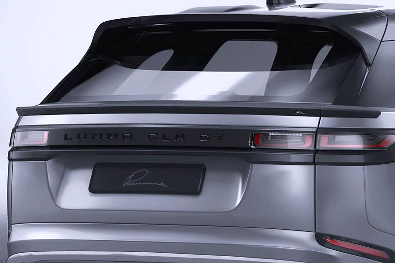 Lumma CLR GT je pěkně rozšířený Range Rover Velar: - fotka 9