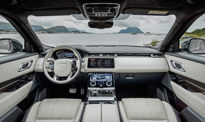 Fungují vysouvací kliky v Range Roveru Velar, i když auto obalí vrstva ledu?: - fotka 2