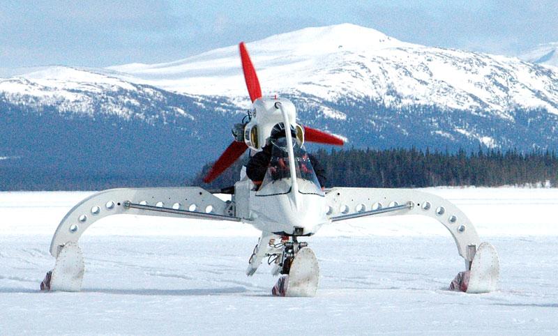 Lotus Concept Ice Vehicle - zimní radovánky: - fotka 2
