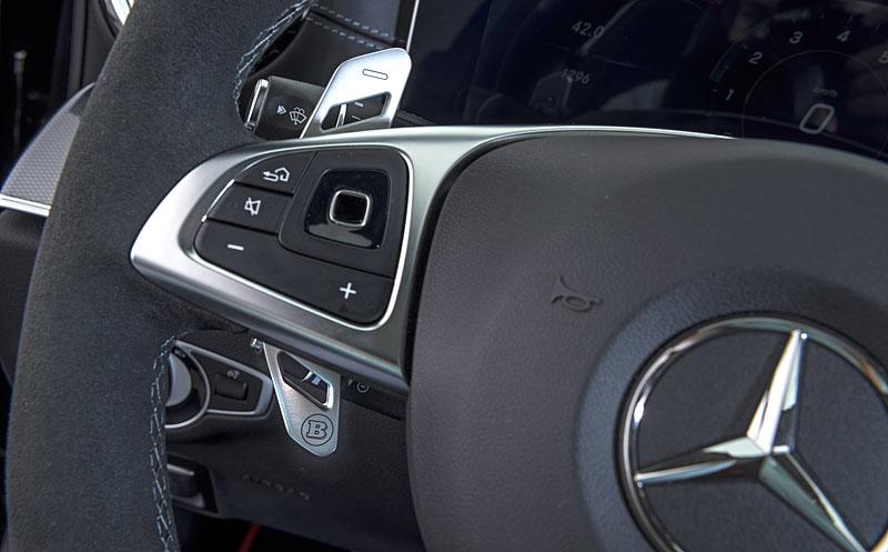 Brabus 700 je o trochu divočejší Mercedes-AMG E 63: - fotka 3