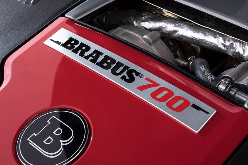 Brabus 700 je o trochu divočejší Mercedes-AMG E 63: - fotka 14