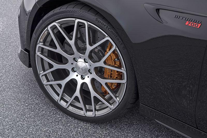 Brabus 700 je o trochu divočejší Mercedes-AMG E 63: - fotka 16