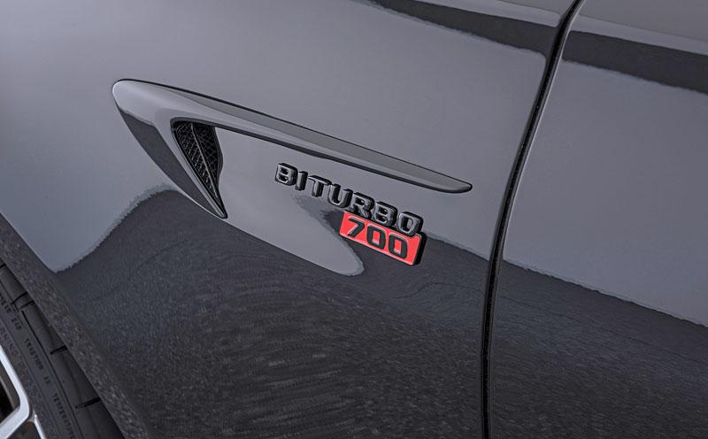 Brabus 700 je o trochu divočejší Mercedes-AMG E 63: - fotka 18