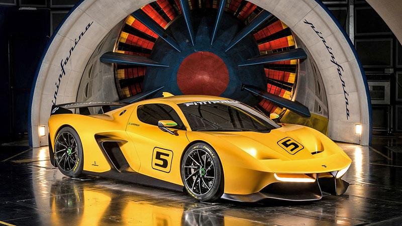 Fittipaldi EF7 Vision Gran Turismo by Pininfarina nabízí skutečné i virtuální svezení: - fotka 25
