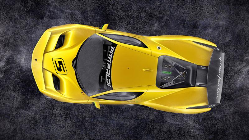 Fittipaldi EF7 Vision Gran Turismo by Pininfarina nabízí skutečné i virtuální svezení: - fotka 34