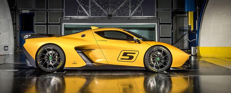 Fittipaldi EF7 Vision Gran Turismo by Pininfarina nabízí skutečné i virtuální svezení: - fotka 36