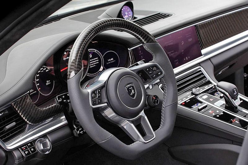 TopCar proměňuje elegantní Porsche Panamera v divoký Stingray GTR Edition: - fotka 1