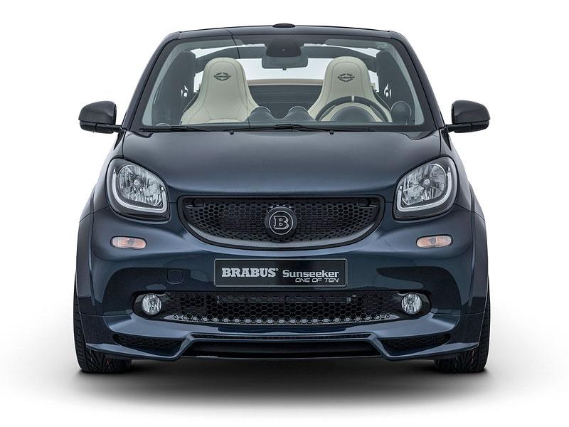 Brabus a Sunseeker proměňují Smart Fortwo v malou silniční jachtu: - fotka 14