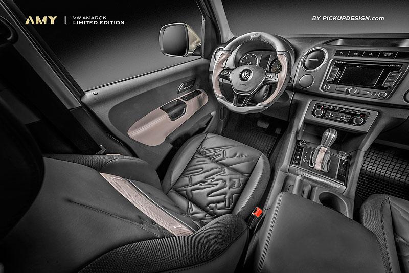 Carlex udělal z Volkswagenu Amarok drsnější off-road: - fotka 2