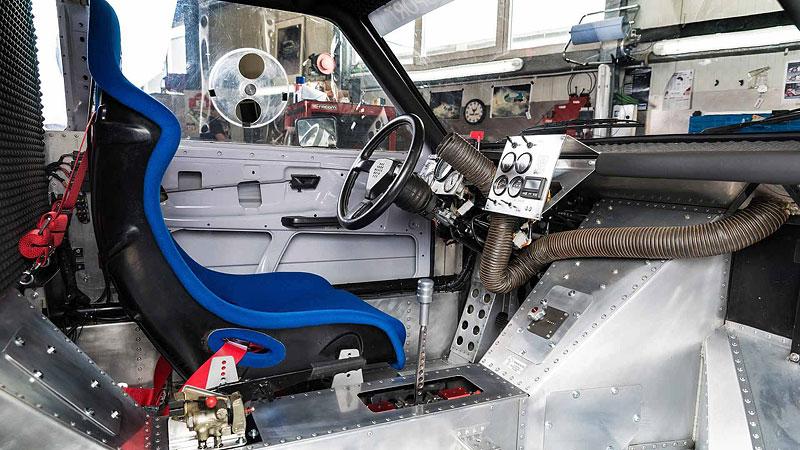 VW Golf Twin-Engine Pikes Peak: Když je jeden motor málo: - fotka 1
