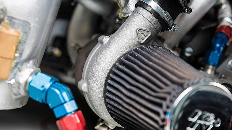 VW Golf Twin-Engine Pikes Peak: Když je jeden motor málo: - fotka 5