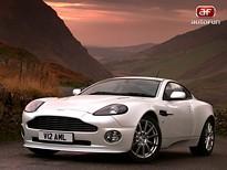 Aston Martin V8 Vanquish S