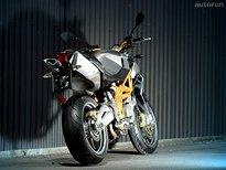 Aprilia SL750 Shiver