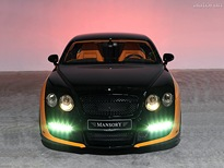 Mansory Continental GT LEMANSORY