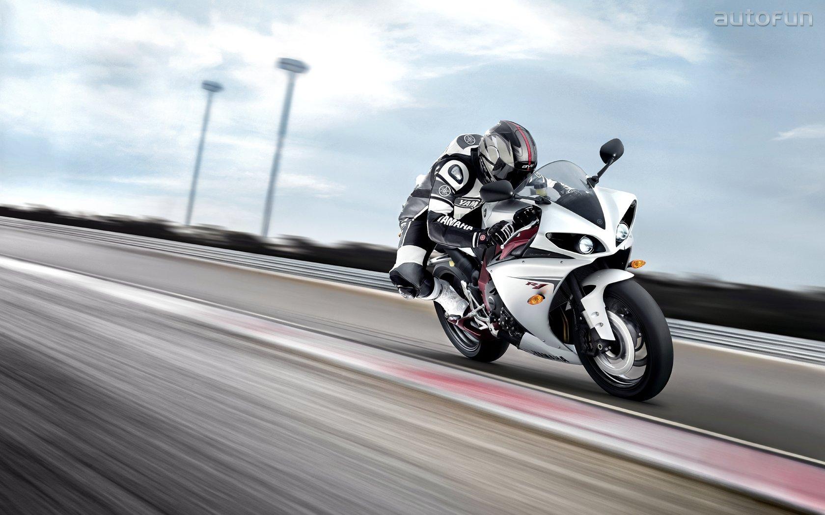 Yamaha R Hd