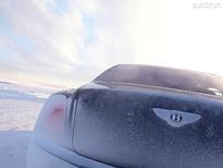 Bentley on Ice