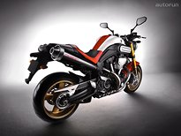 Yamaha MT-01 SP