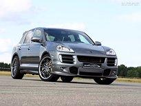 speedART Titan DTR Porsche Cayenne Diesel
