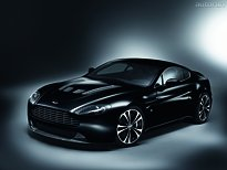 Aston Martin Vantage Carbon Black Edition