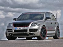 CoverEFX Touareg W12 Sport Edition