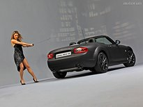 Mazda MX-5 Black & Matte Special Edition