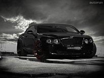 "Wheelsandmore Bentley Continental ""Ultrasports 702"""