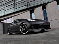 Techart Panamera Black